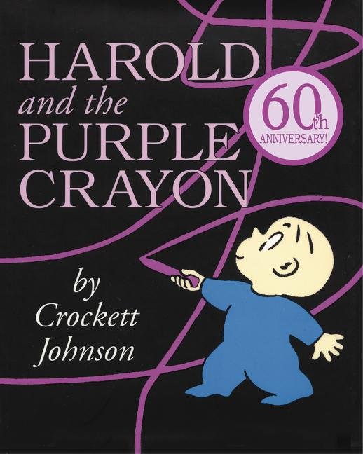 Harold and the Purple Crayon als Buch