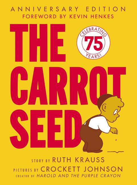 The Carrot Seed als Buch