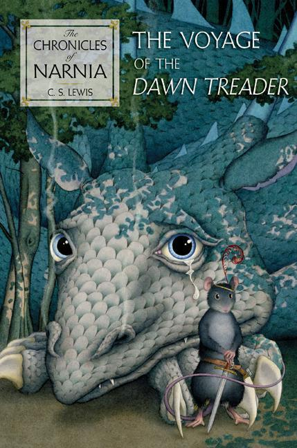 The Voyage of the Dawn Treader the Voyage of the Dawn Treader als Buch