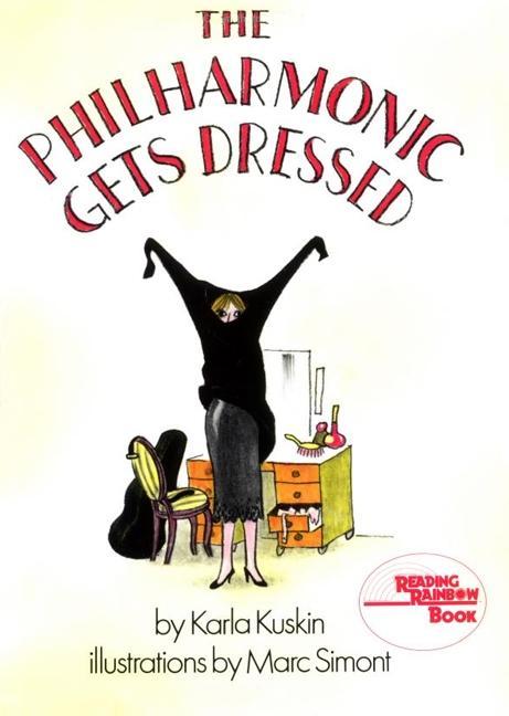 The Philharmonic Gets Dressed als Buch (gebunden)