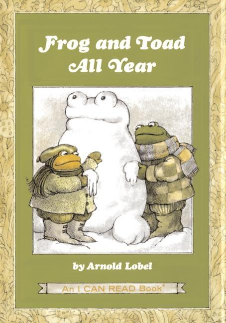 Frog and Toad All Year als Buch