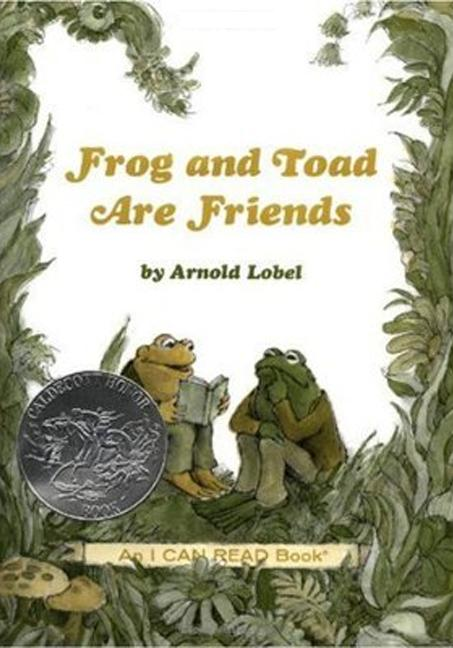 Frog and Toad Are Friends als Buch