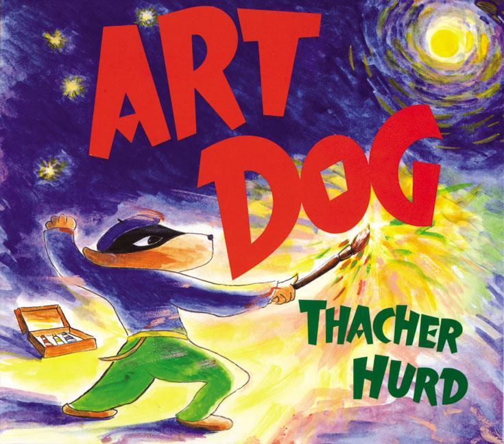 Art Dog als Buch