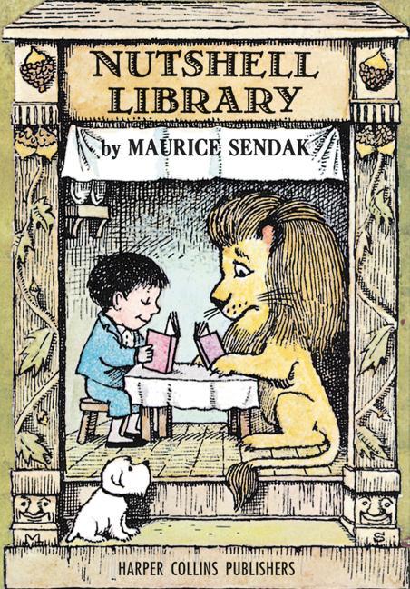 Nutshell Library als Buch