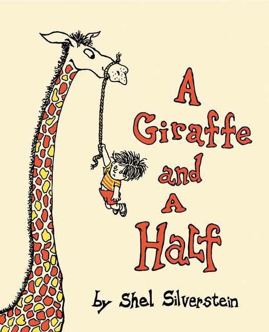 A Giraffe and a Half als Buch