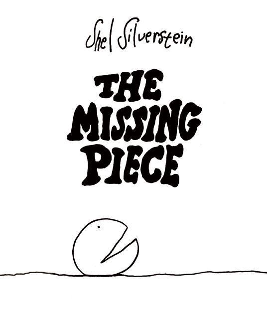The Missing Piece als Buch