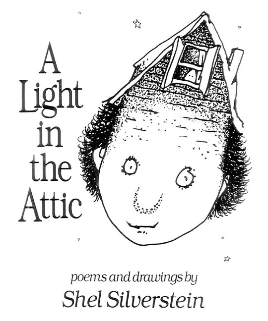 A Light in the Attic als Buch