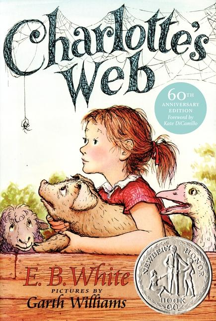 Charlotte's Web als Buch