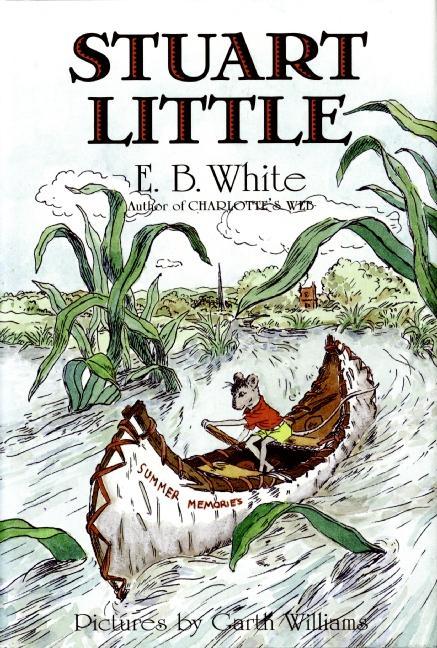 Stuart Little als Buch