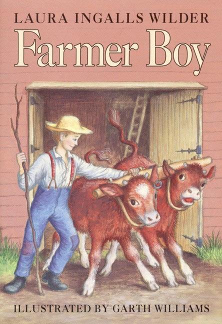 Farmer Boy als Buch