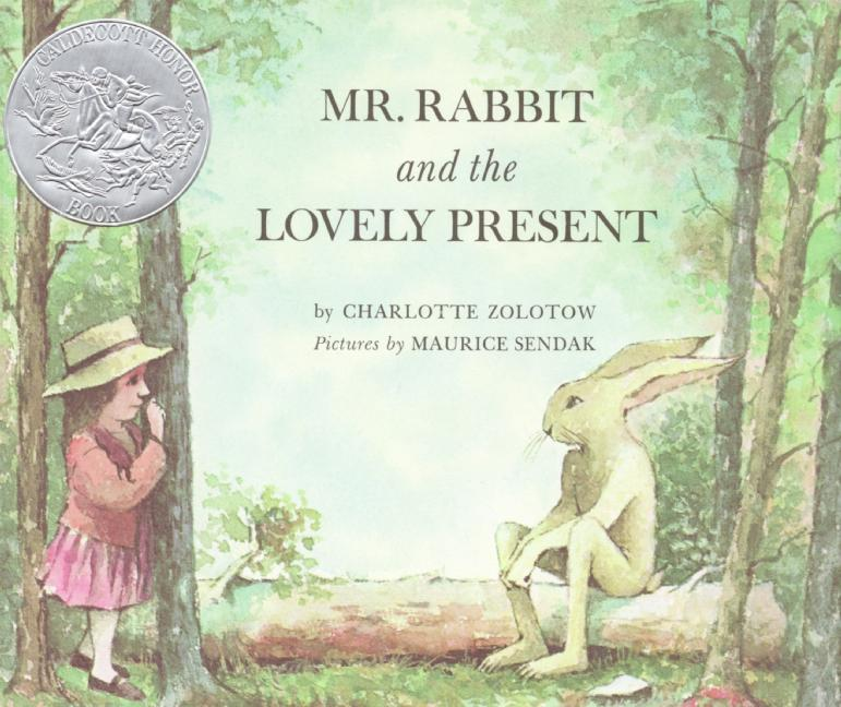 Mr. Rabbit and the Lovely Present als Buch