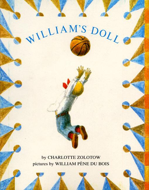 William's Doll als Buch