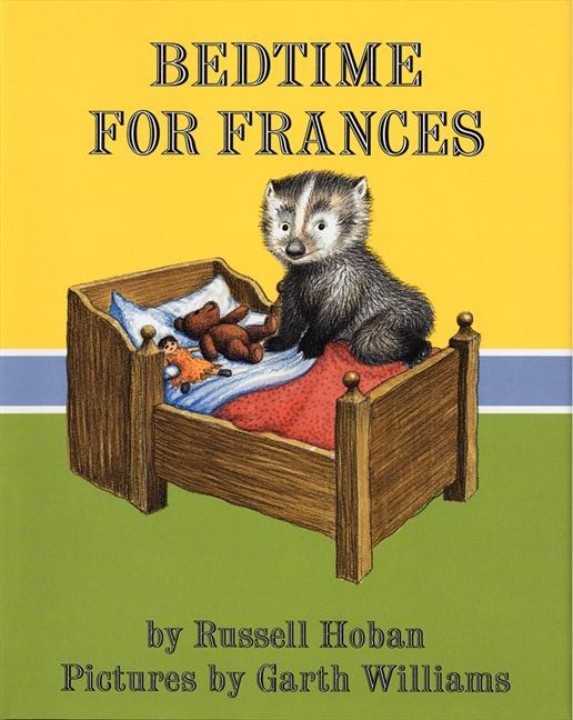 Bedtime for Frances als Buch