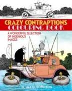 Crazy Contraptions Colouring Book