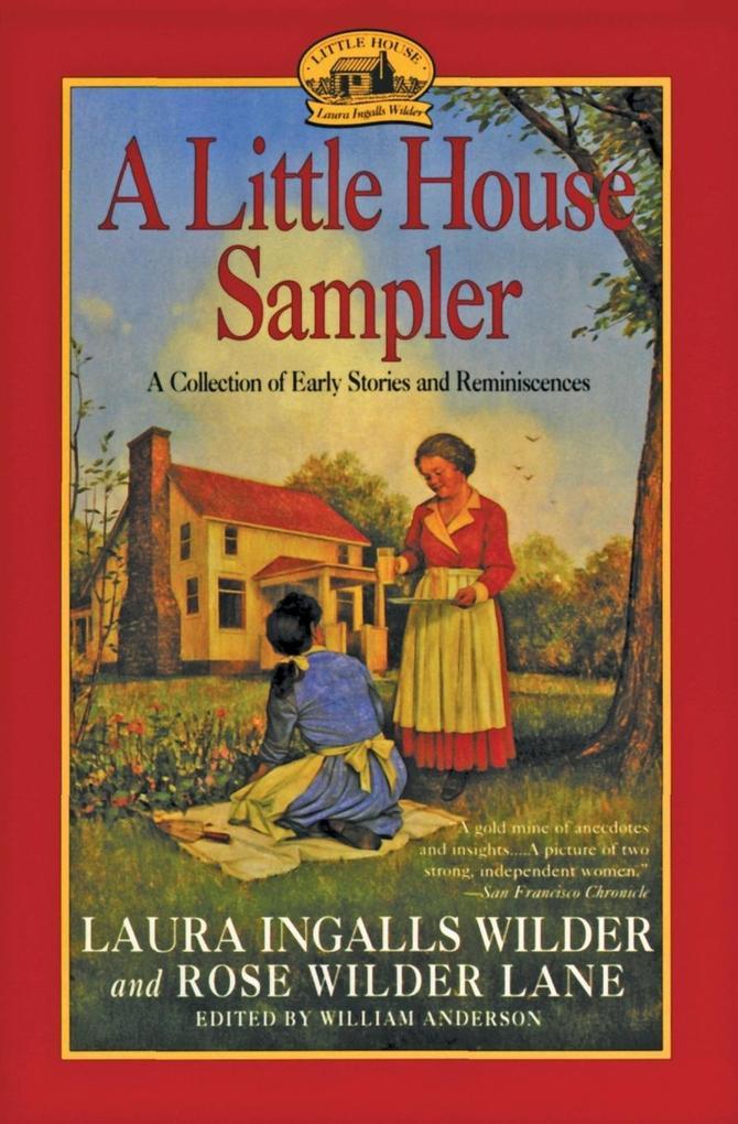Little House Sampler, A als Taschenbuch