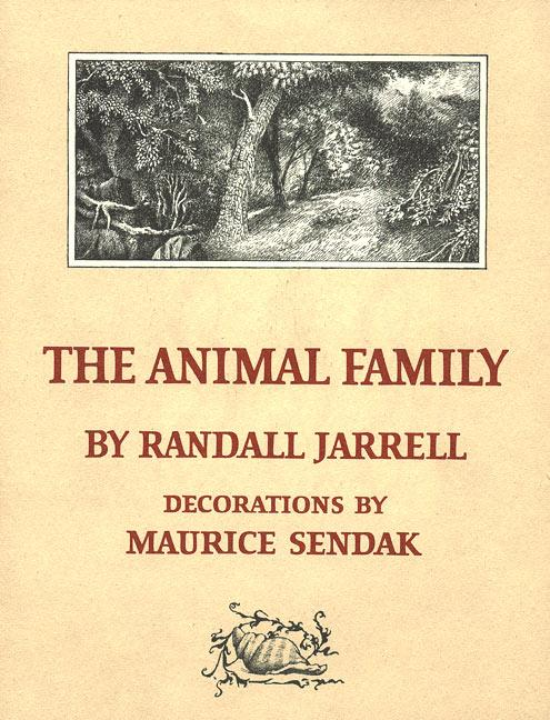 The Animal Family als Buch