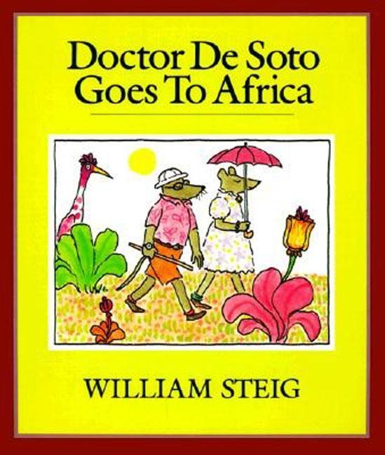 Doctor de Soto Goes to Africa als Taschenbuch