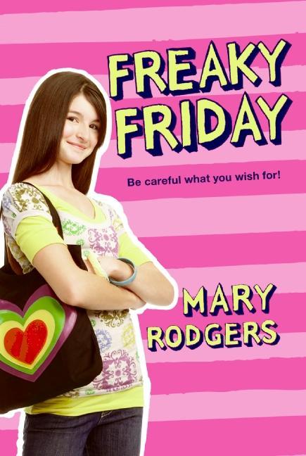 Freaky Friday als Taschenbuch