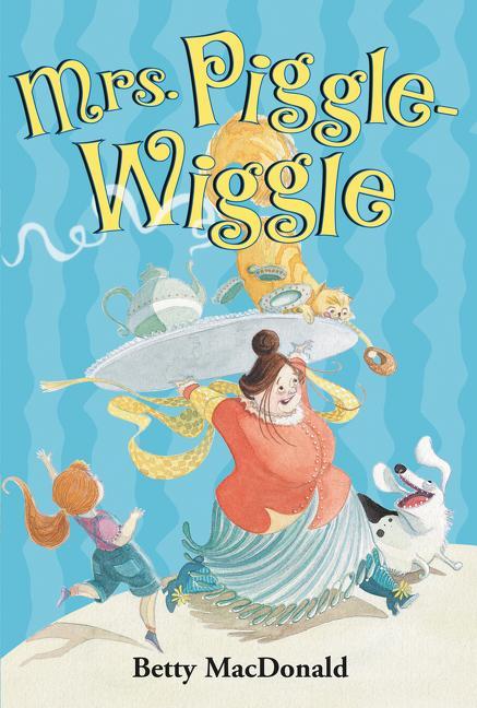 Mrs. Piggle-Wiggle als Taschenbuch