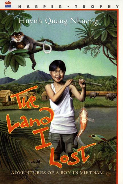 The Land I Lost: Adventures of a Boy in Vietnam als Taschenbuch
