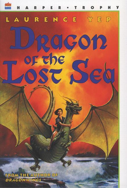 Dragon of the Lost Sea als Taschenbuch
