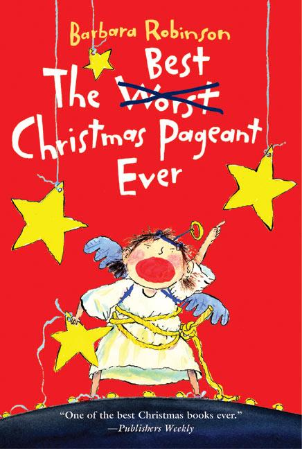 The Best Christmas Pageant Ever als Taschenbuch