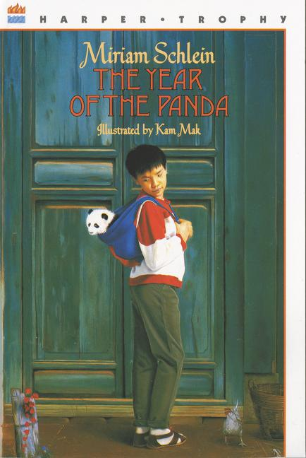 The Year of the Panda als Taschenbuch