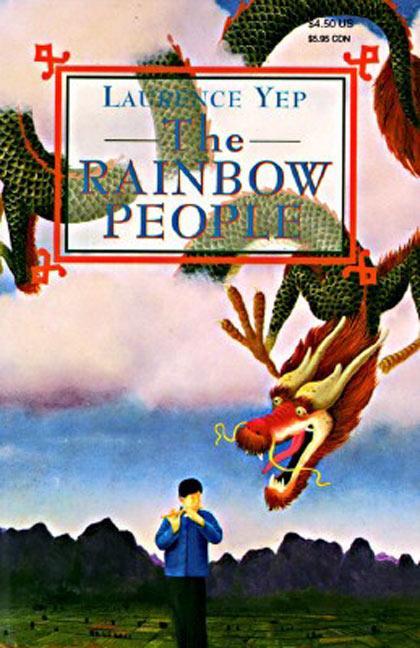 The Rainbow People als Taschenbuch