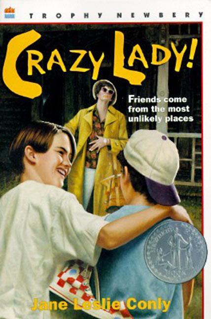 Crazy Lady! als Taschenbuch