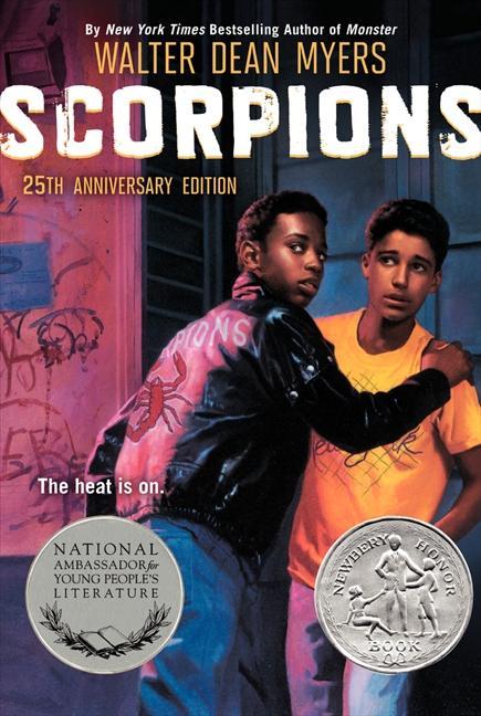 Scorpions als Taschenbuch