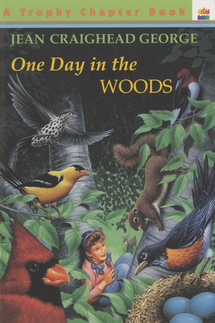 One Day in the Woods als Taschenbuch