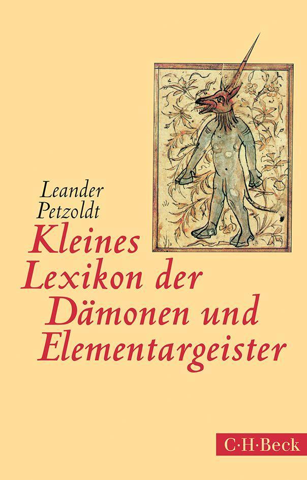 Kleines Lexikon der Dämonen und Elementargeister als Taschenbuch