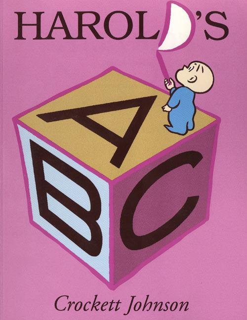 Harold's ABC als Taschenbuch