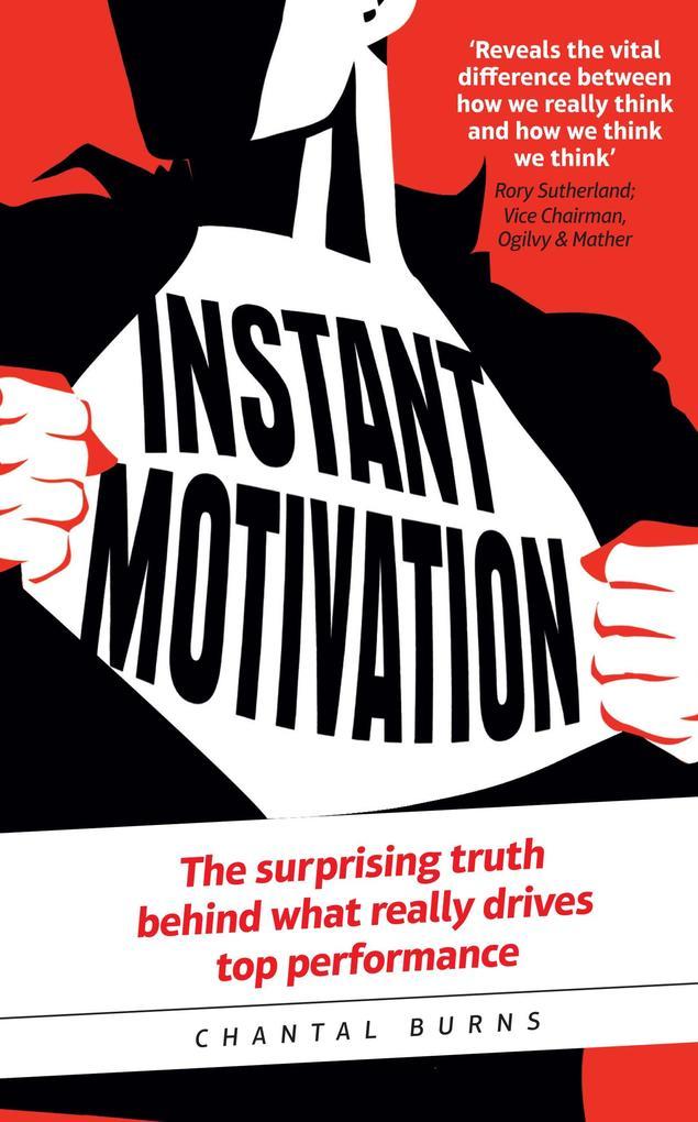 Instant Motivation als eBook Download von Chant...