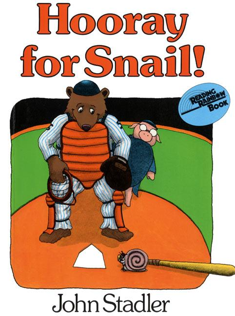 Hooray for Snail! als Taschenbuch