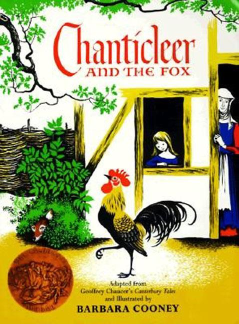 Chanticleer and the Fox als Taschenbuch