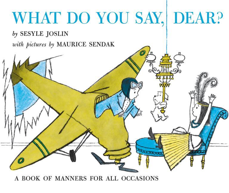 What Do You Say, Dear? als Taschenbuch