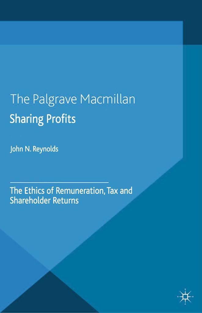 Sharing Profits als eBook Download von J. Reynolds