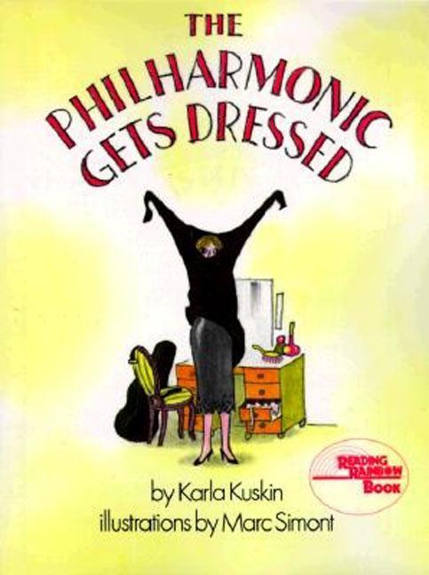 The Philharmonic Gets Dressed als Taschenbuch