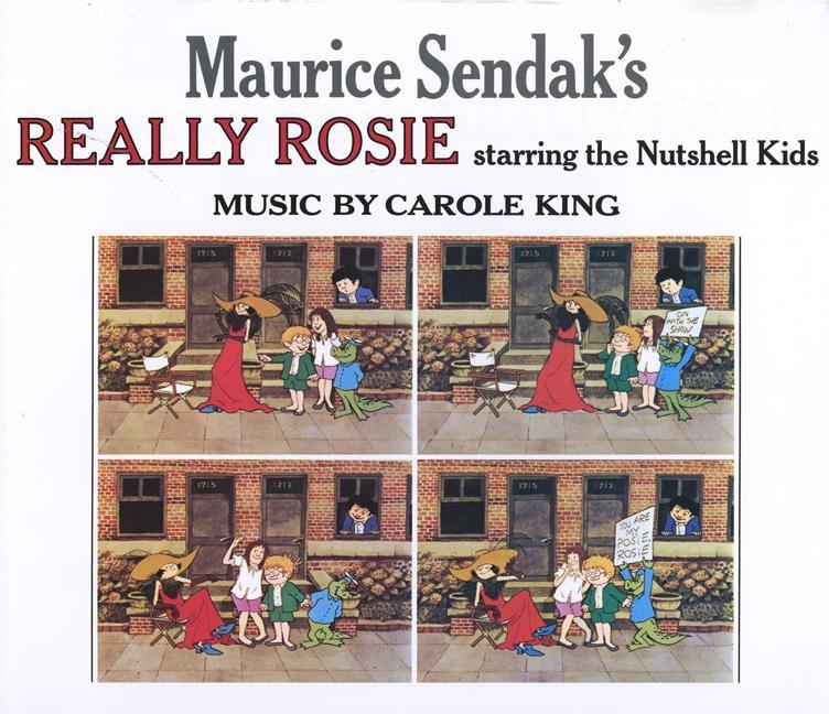Maurice Sendak's Really Rosie als Taschenbuch