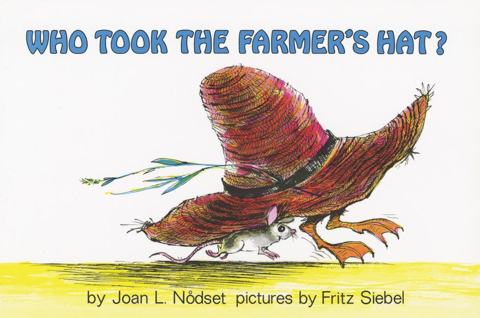Who Took the Farmer's Hat? als Taschenbuch