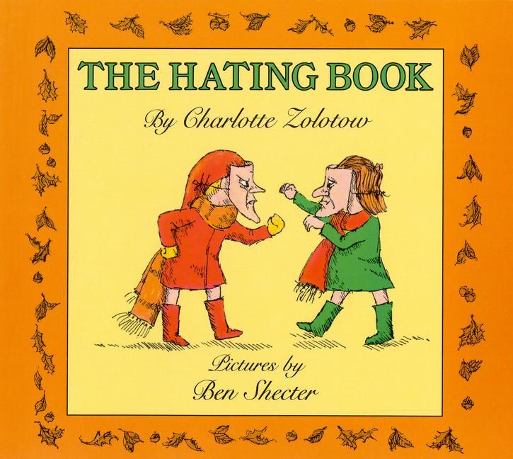 The Hating Book als Taschenbuch
