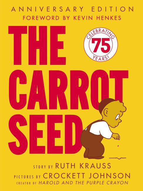 The Carrot Seed als Taschenbuch