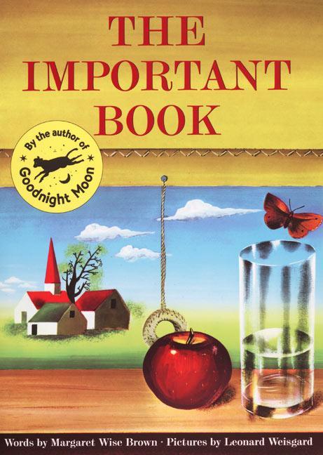 Important Book als Taschenbuch