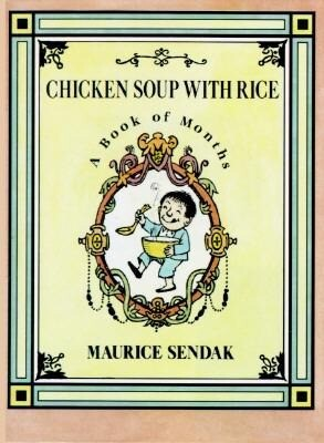 Chicken Soup with Rice: A Book of Months als Taschenbuch