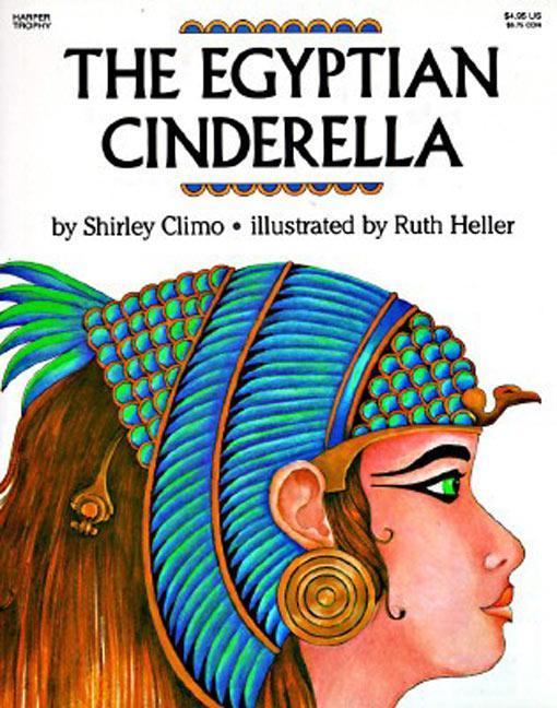 The Egyptian Cinderella als Taschenbuch