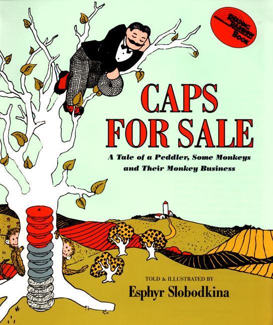 Caps for Sale Big Book als Taschenbuch