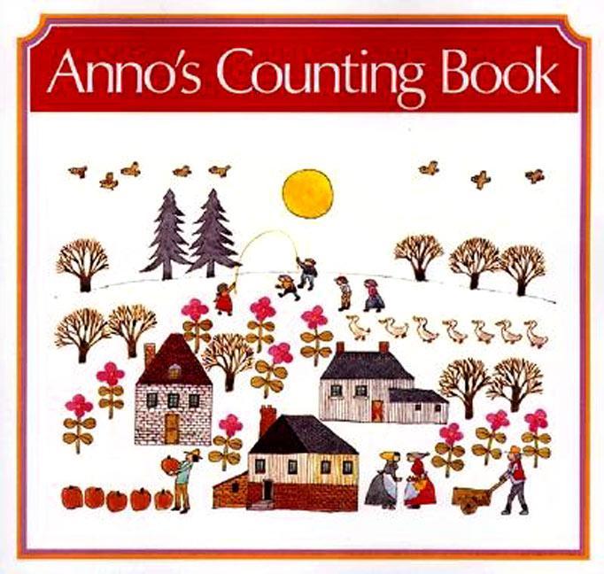 Anno's Counting Book Big Book als Taschenbuch