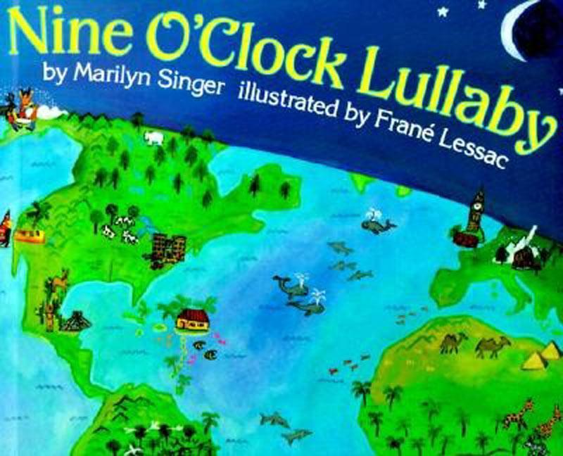 Nine O'Clock Lullaby als Taschenbuch