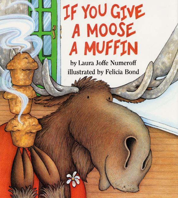 If You Give a Moose a Muffin Big Book als Taschenbuch